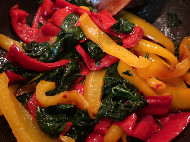 Daily Colours - Side Dish