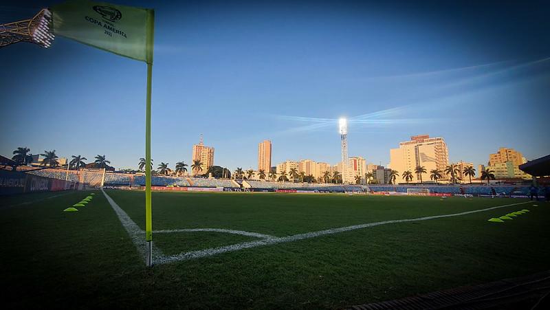 Copa América - Estádio Olímpico Goiânia