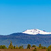 The Cascades from Bend Oregon pano
