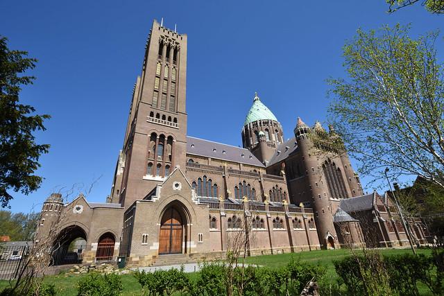 Kathedrale Basiliek St. Bavo.