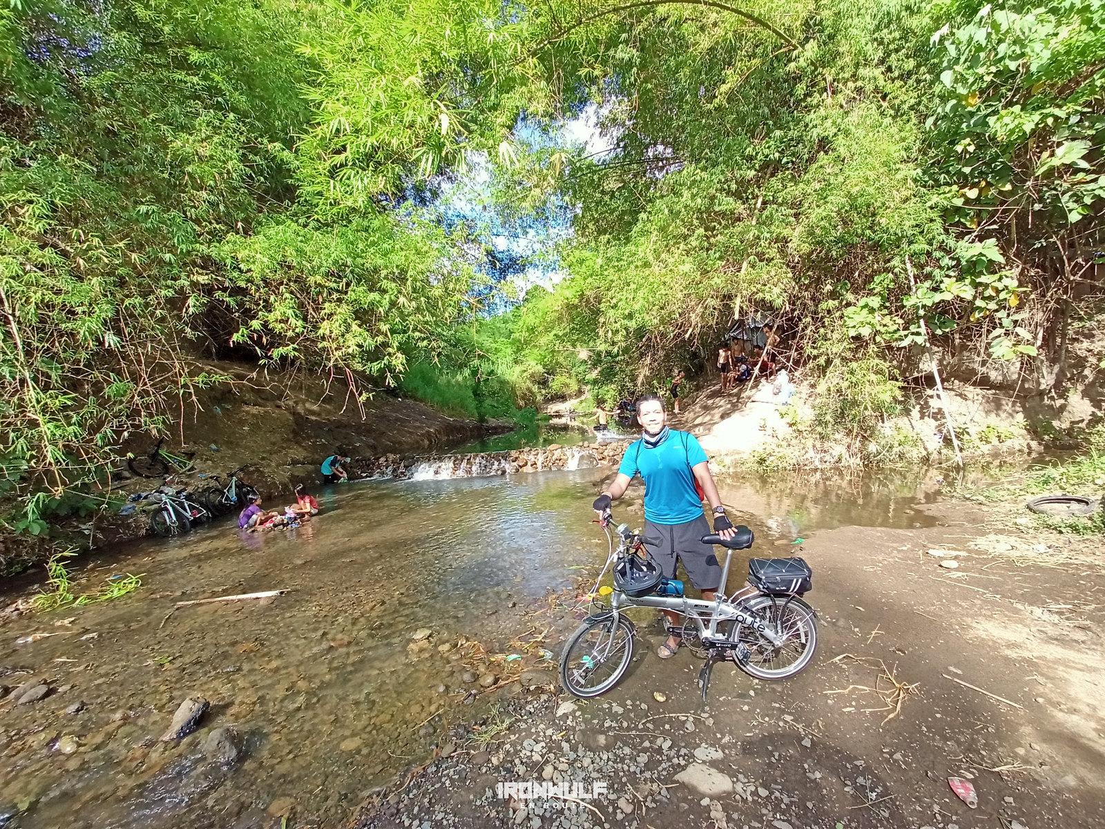 Finding Pasong Buhangin in Carmona, Cavite.