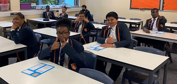 Harris Boys' Academy East Dulwich Year 9 students' Christie's Auction House Experience