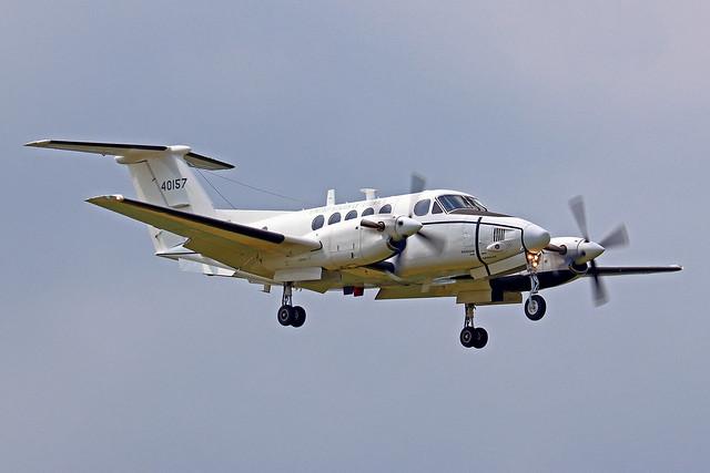 United States Army Beechcraft C-12U-3 Huron 84-0157 WIE 15-06-21
