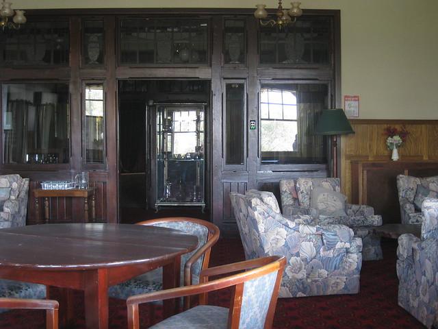 The Main Lounge - Mount Buffalo Chalet
