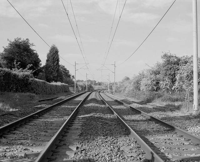 Day 153 (2nd Jun) - Tracks