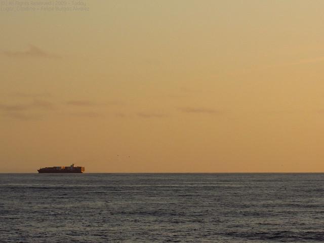 Shipping The Ocean