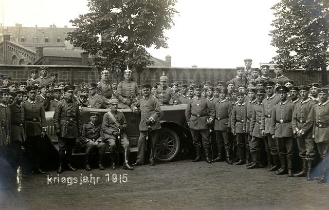 """""""Kriegsjahr 1915"""""""