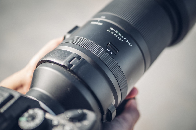 Tamron 150-600mm f/5-6.7 Di III VC VXD A057 For Sony