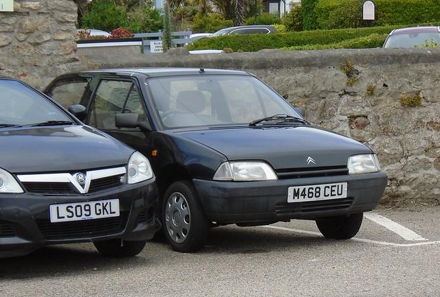 1994 Citroen AX Debut