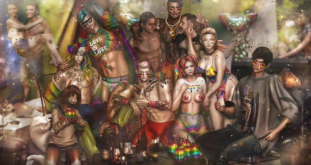 2021PRIDEPARTY!!