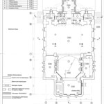 Яворницкого Дмитрия проспект, 91 - План 003 на отметке 0.000 PAPER800 [Вандюк Е.Ф.]