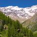 Monte Rosa, Staffal, Valle D'Aosta, Italy