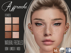 -Affreschi- Natural Freckles