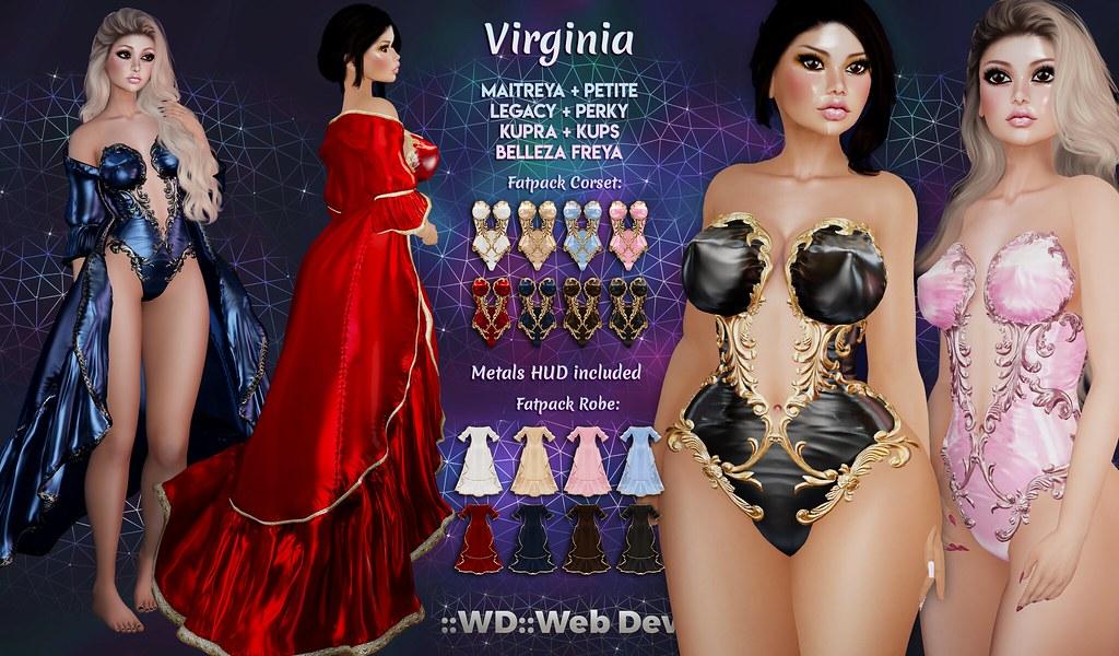 Virginia @ The Inithium Event