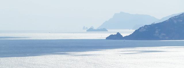 La costiera Amalfitana ...