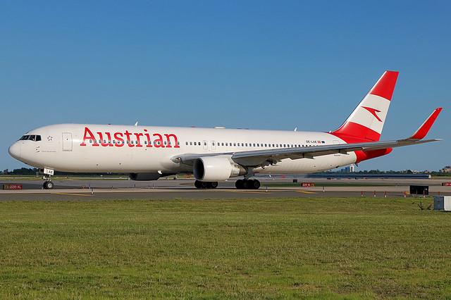OE-LAE | Boeing 767-3Z9ER/W | Austrian Airlines