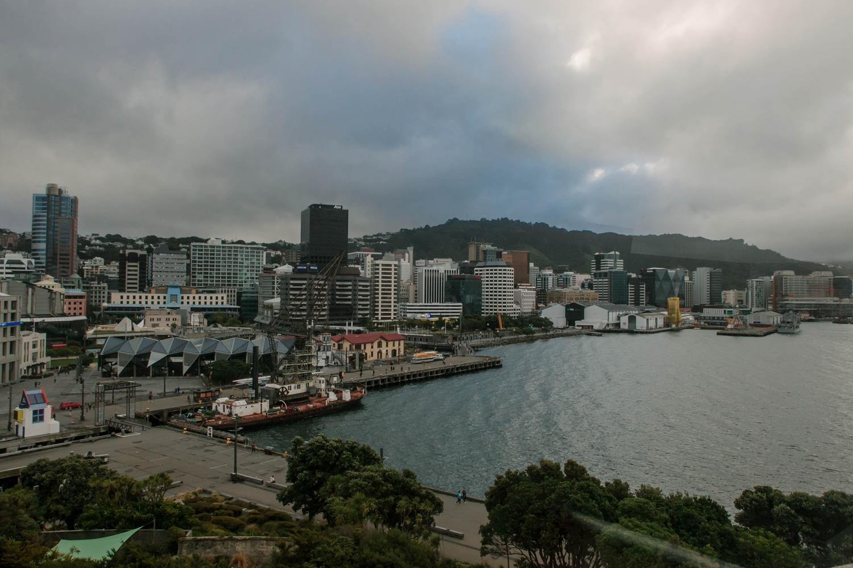 Новая Зеландия: Веллингтон