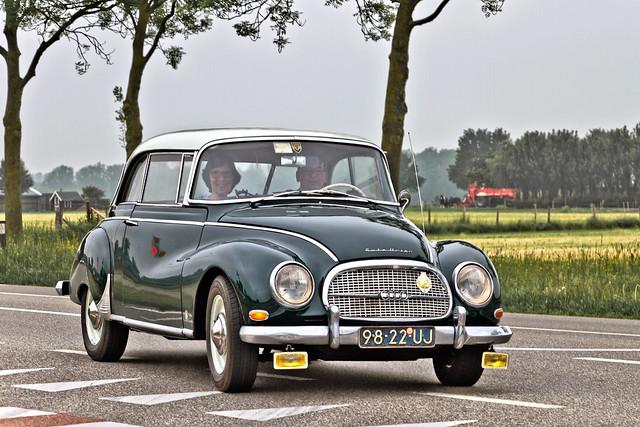 Auto Union 1000 S Coupé 1960 (2966)
