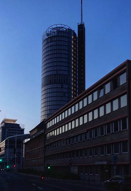 Essen cityscape