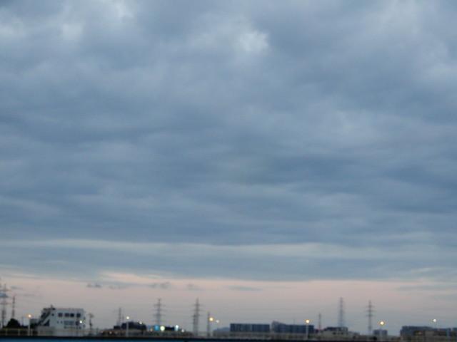 鉄塔のある風景 2021.6.19