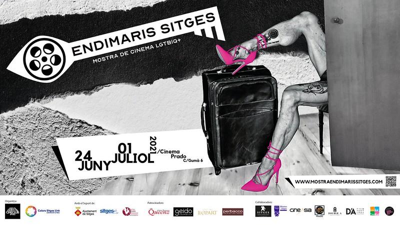 Mostra Cinema LGTBIQ+  Endimaris Sitges 20