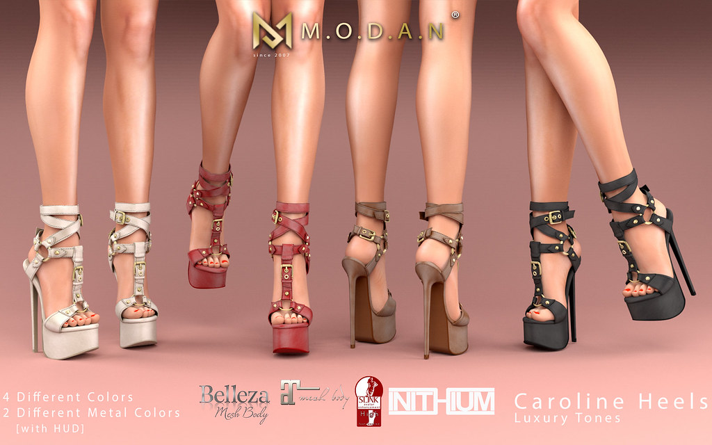Caroline Heels