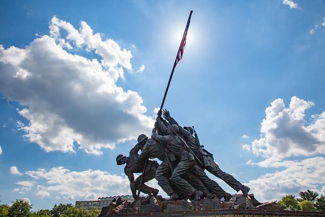 U.S.M.C. War Memorial 15 June 2021  (16)