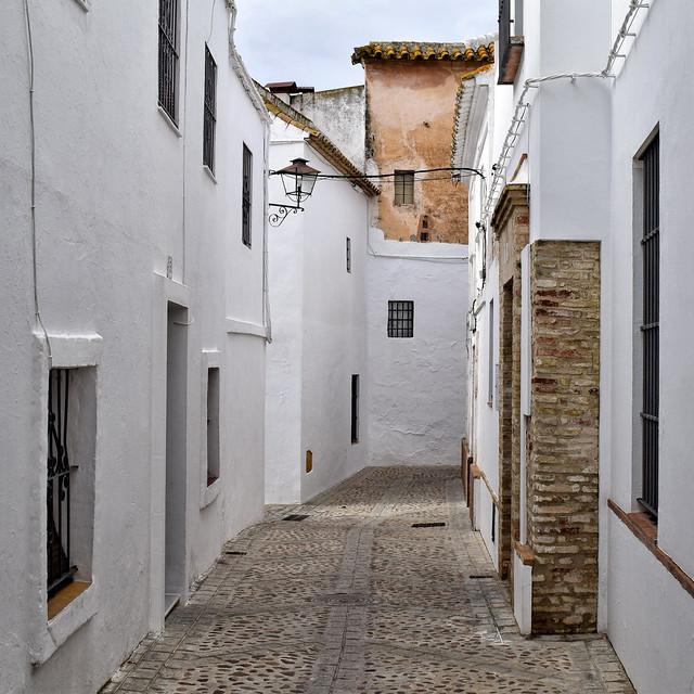 Quiet Street in Carmona