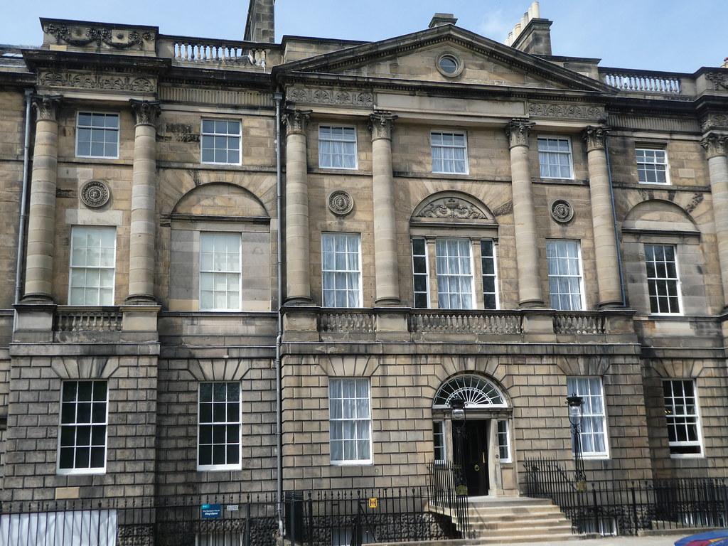 Bute House, Charlotte Square, Edinburgh