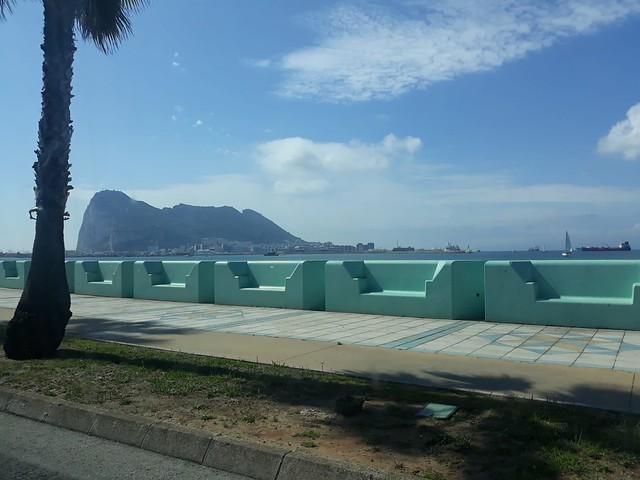 El Peñón de Gibraltar (Reino Unido)