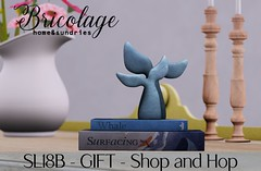 Bricolage Gift for Shop & Hop SLB18