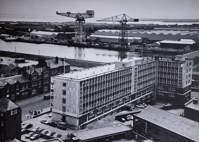 Barrow Shipyard, 1993