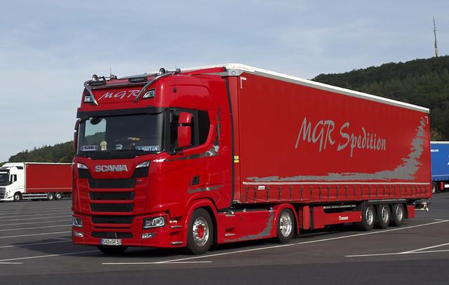 Scania S NextGen
