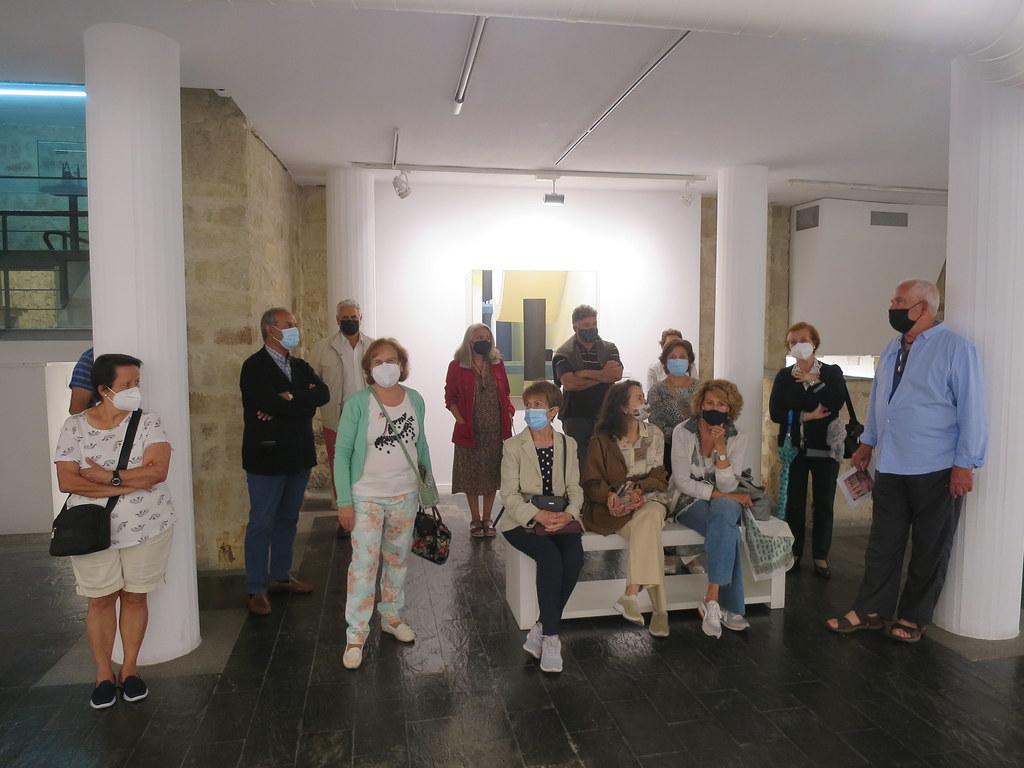 Exposición, Más que un espacio, de Ángeles Mauriño (12)