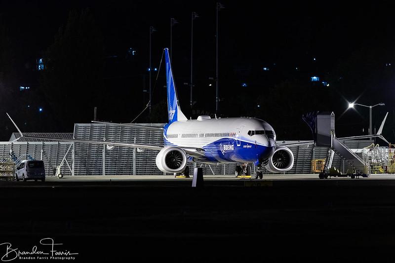N27751 Boeing Company 737-10 MAX