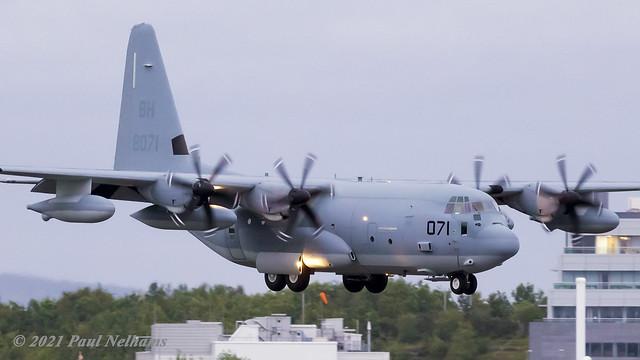 168071/BH KC-130J US Marine Corps