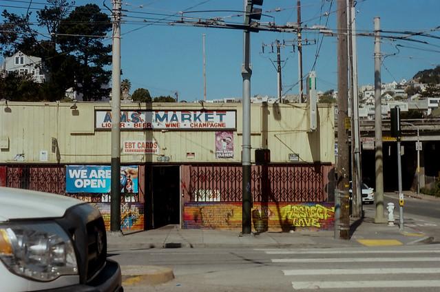 Bayshore Blvd, San Francisco