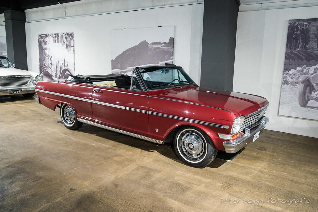Chevrolet Nova SS Convertible - 1963