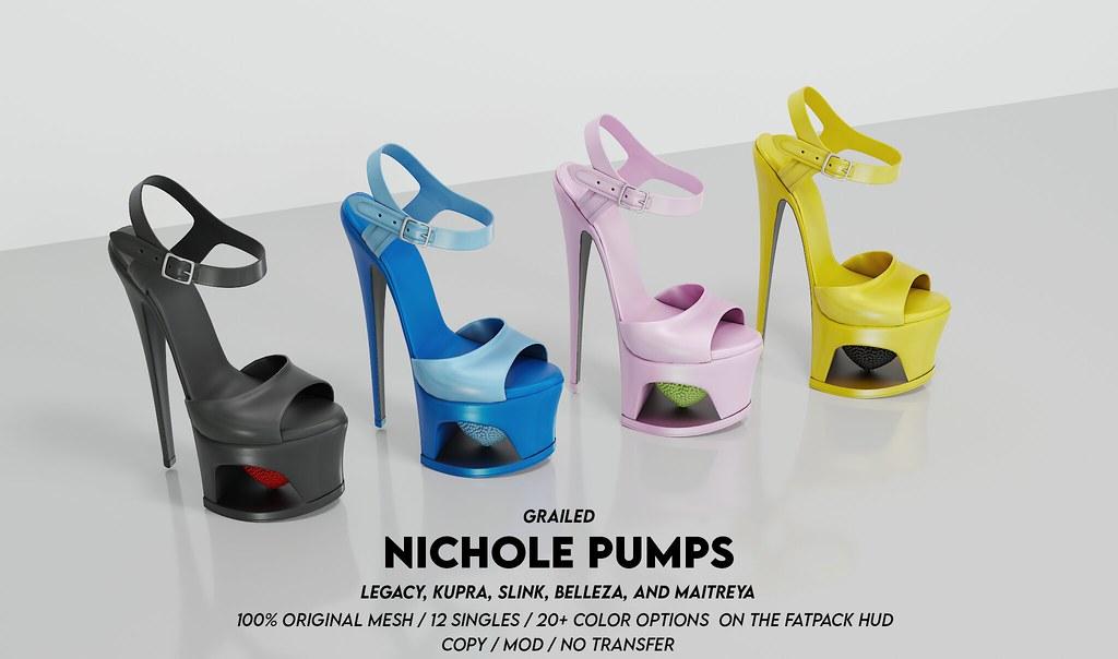 Nichole Pumps