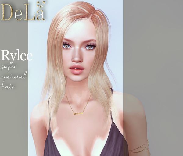 """=DeLa*= hair """"Rylee"""""""