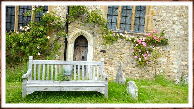 Churchyard Nature @ Kemsing Village