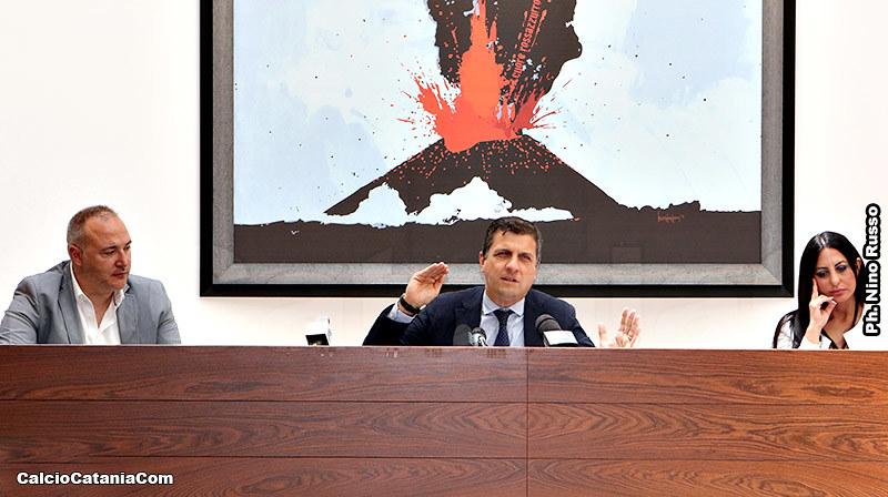 Ferraù: 'Abbiamo bisogno di unità per rilanciare il Calcio Catania'