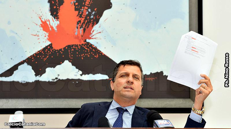 Il presidente S.I.G.I. Ferraù oggi in conferenza stampa