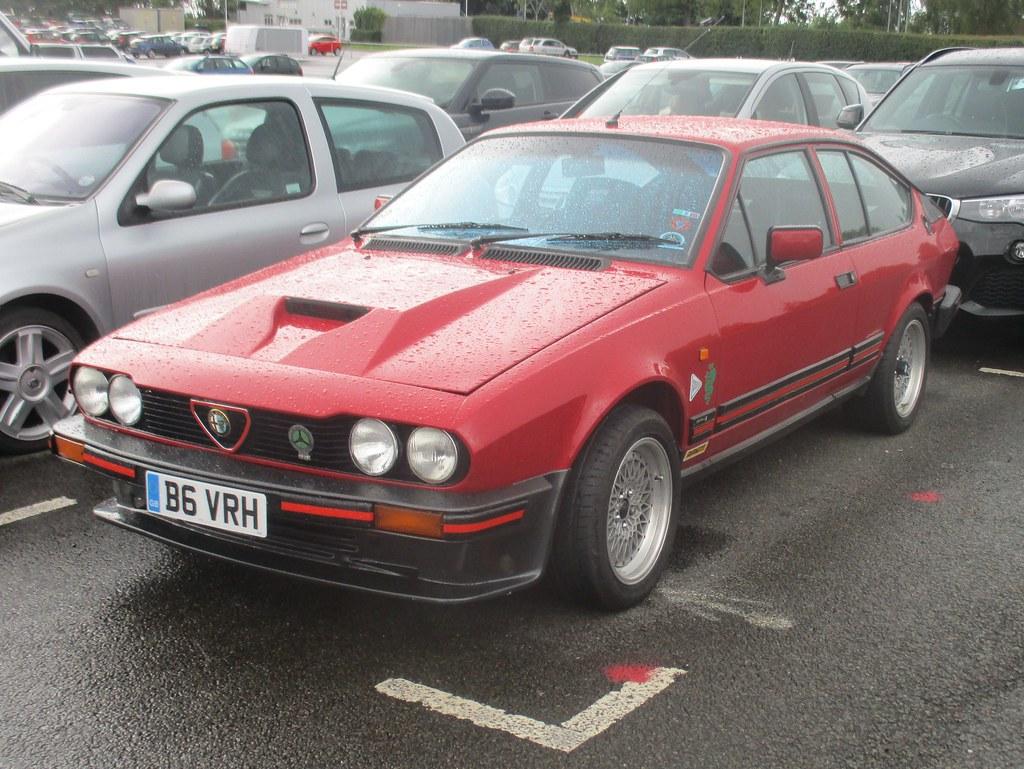 009 Alfa Romeo GTV6 (1984) B 6 VRH