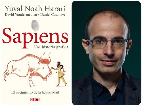 """""""SAPIENS. EL NACIMIENTO DE LA HUMANIDAD"""" de Yuval Noah Harari"""