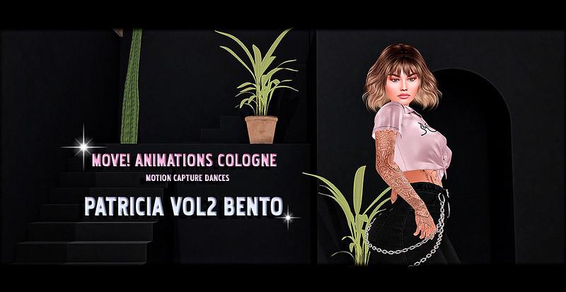 MOVE! Animations Cologne - Patricia