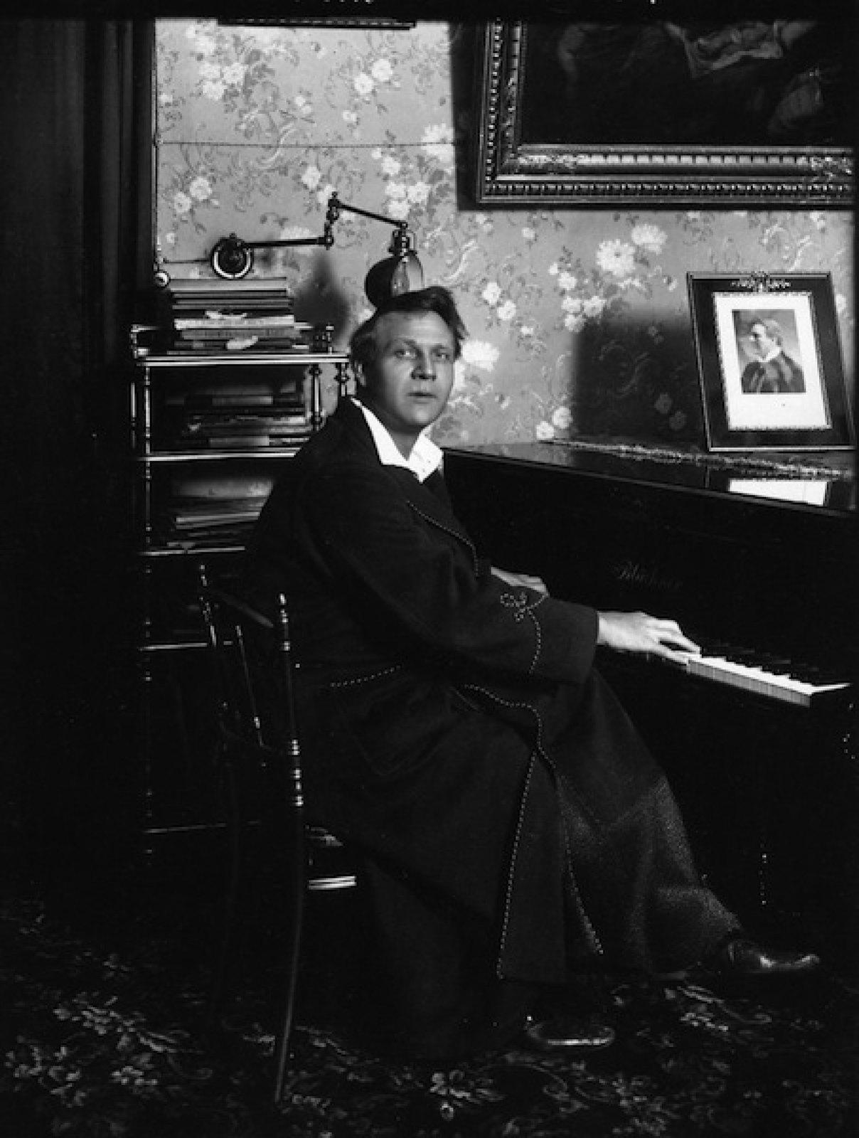 1913. Портрет Федора Шаляпина