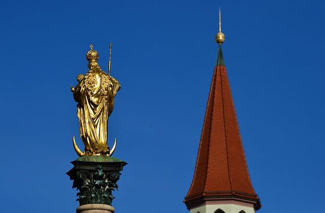 Munich - Golden Backside
