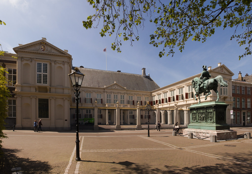 Den Haag - Paleis Noordeinde
