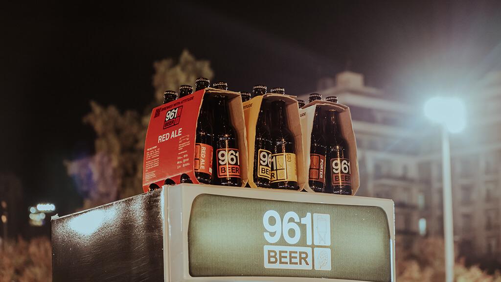 Ливанцы вкладывают деньги в пиво вместо банков